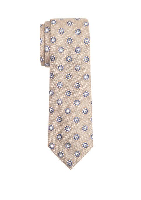 Countess Mara Orsini Medallion Tie
