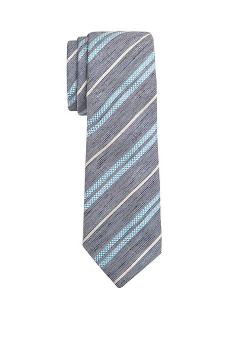 Countess Mara Gemma Stripe Tie