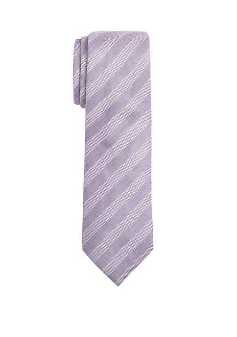 Alberto Stripe Tie