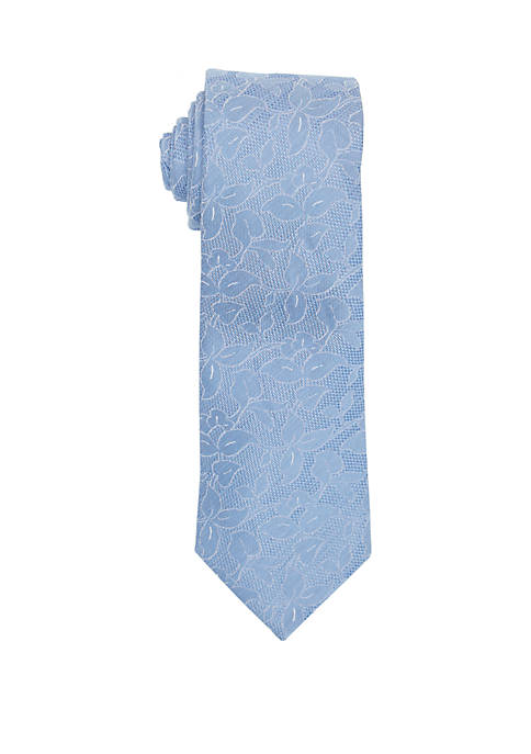 Countess Mara Rufino Floral Tie