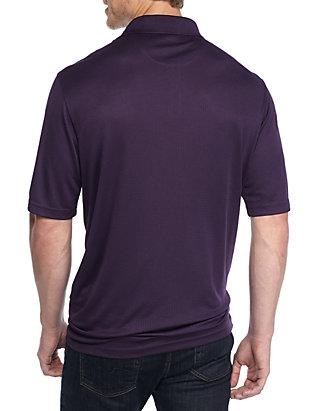 86194f81d71 ... Saddlebred® Big   Tall Short Sleeve Solid Polo Shirt
