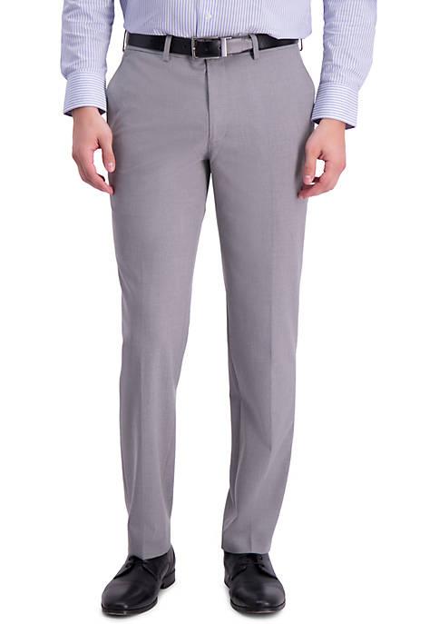 Louis Raphael Mens Solid 4 Way Stretch Skinny