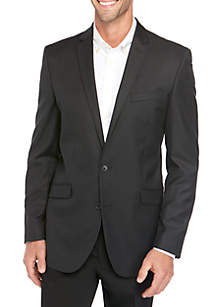 Kenneth Cole Reaction Techni Cole Performance Check Sport Coat