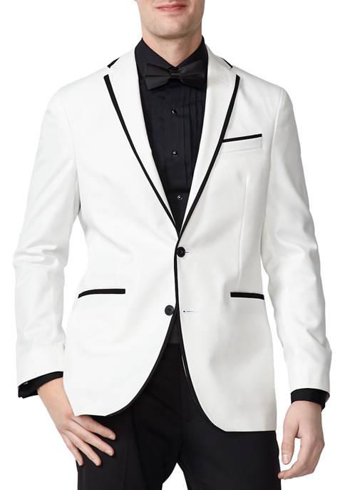 Kenneth Cole White Dinner Jacket