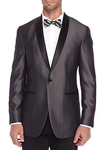 Silver Dinner Jacket