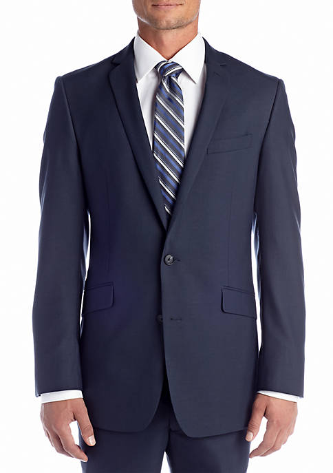 Kenneth Cole Reaction Slim Fit Suit Separate Coat