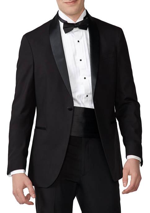 Kenneth Cole Shawl Collar Tuxedo Jacket