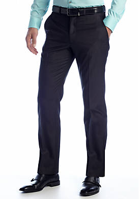 Slim Fit Charcoal Tic Suit Separate Pants