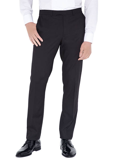 Kenneth Cole Skinny Fit Tuxedo Pants