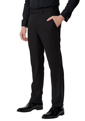 Modern Fit Tuxedo Pants