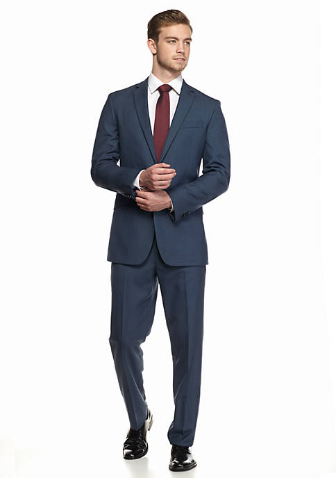 Slim-Fit 2-Piece Suit