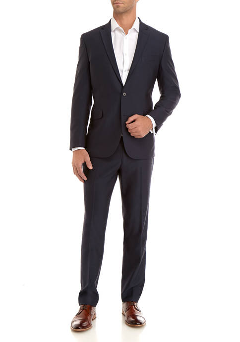 Kenneth Cole Reaction Mens Solid Suit