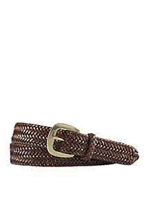 Derby Braided  Belt