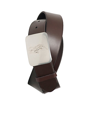 07d40ef23f Pony Plaque Belt
