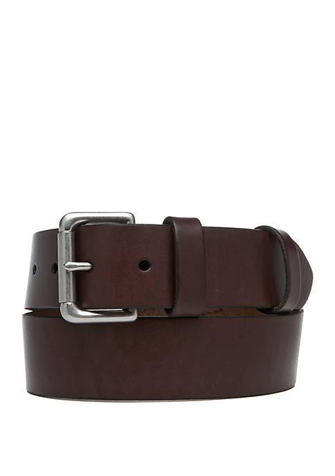 Saddle Patch Belt
