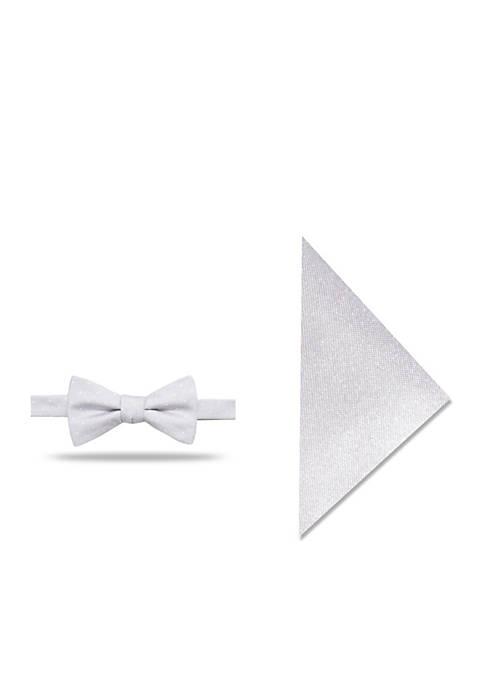 Madison Otis Dot Bow Tie Set