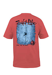 Hook Line and Sinker Short Sleeve Graphic Tee