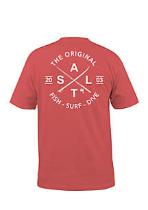 Short Sleeve Original Salt Tee