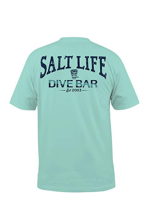 salt life dive bar short sleeve shirt belk ForDive Bar Shirt Club Promotion Codes