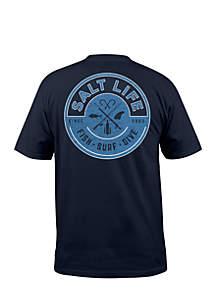 Salt Life Friction Short Sleeve Shirt