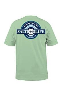 Short Sleeve Live By The Reel Shirt