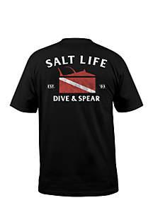 Short Sleeve Dive & Spear Tee