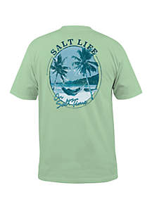 Salt Life Hammock View T Shirt