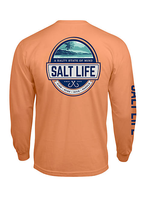 Salt Life Long Sleeve Scenic State of Mind