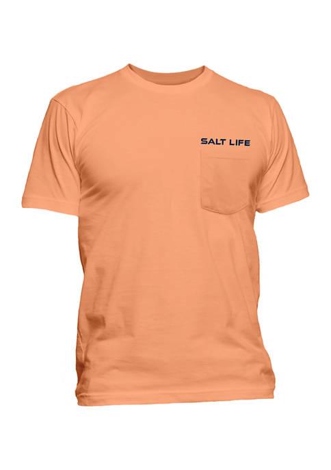 Salt Life Diamond Marlin Graphic T-Shirt