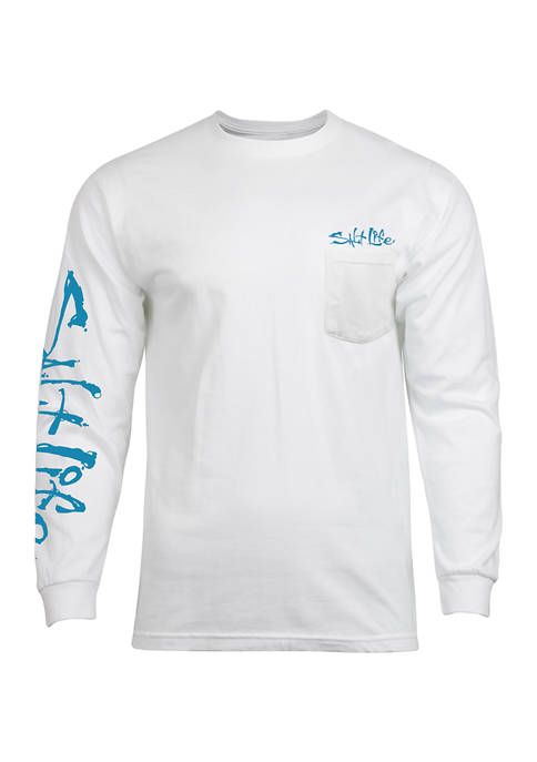 Long Sleeve Amerisail Graphic T-Shirt