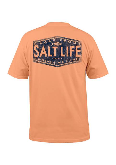 Short Sleeve Atlantis Graphic T-Shirt