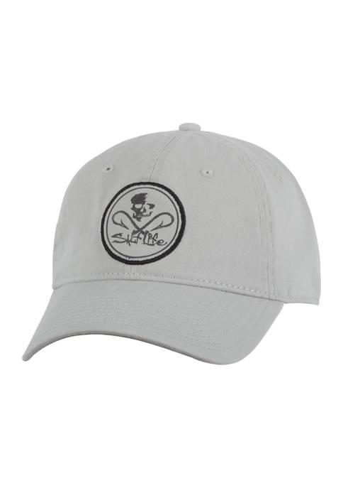 Salt Life Mens Gaffed Graphic Hat