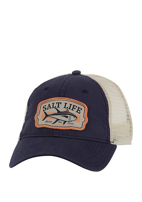 Salt Life Tuna Badge Hat