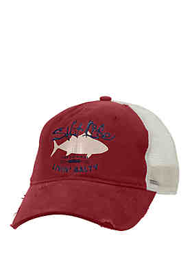 78af845c8b6ff Salt Life Big Shot Tuna Hat ...