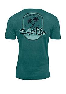 390832746 ... Salt Life Paradise Found T Shirt