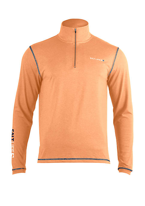 Reflection 1/4 Zip Performance Pullover