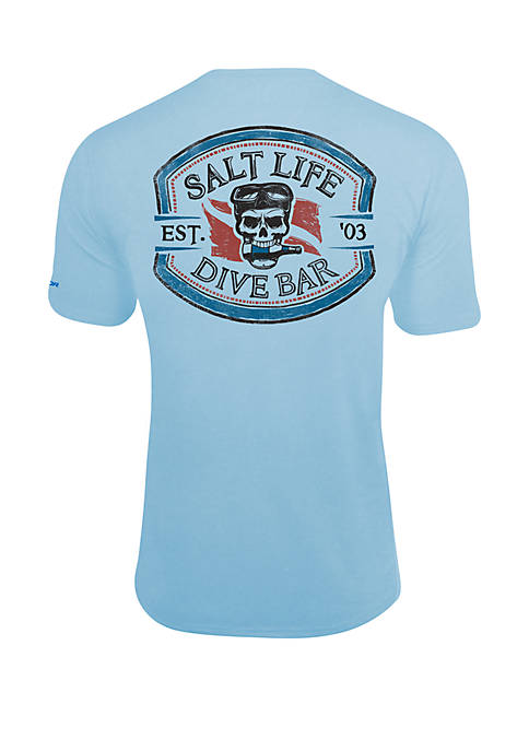 Short Sleeve Dive Bar T Shirt