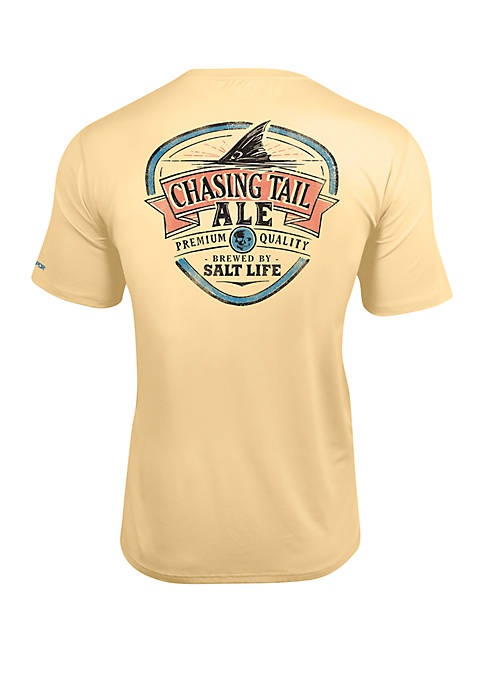 SLX Performance Chasing Tale Ale Perforated Tee