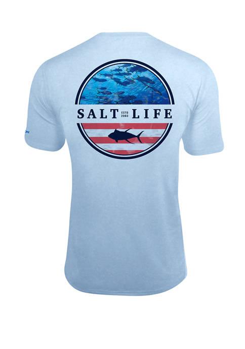 Mens Respect Short Sleeve SLX T-Shirt