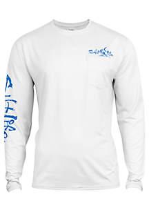 Perforated Captain SLX Shirt