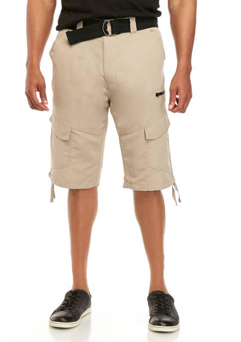 Big & Tall Neutron Hybrid Messenger Shorts