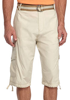 Plugg™ Barrier Micro Ripstop Messenger Cargo Shorts