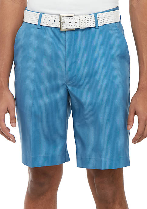 Greg Norman® Collection Space Dye Active Shorts