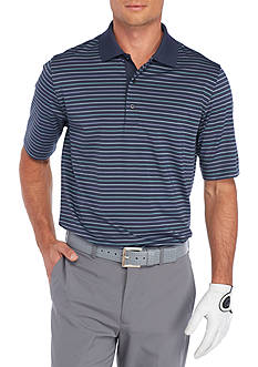 Greg Norman® Collection Multi-Color Stretch Stripe Polo Shirt