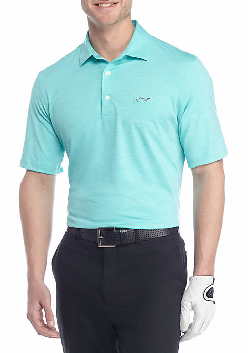 Greg Norman® Collection Short Sleeve Classic Fit Polo