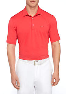 Short Sleeve Classic Fit Polo