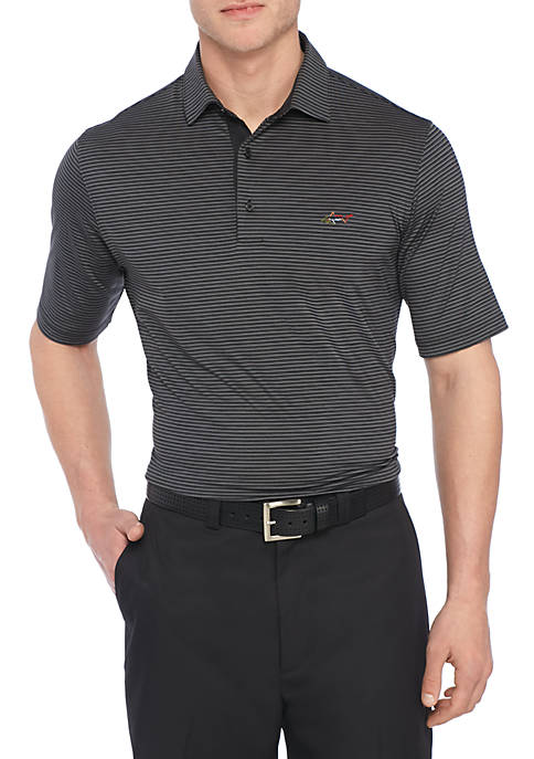 Greg Norman® Collection Short Sleeve Classic Fit Stripe