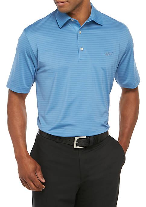 Greg Norman® Collection Tonal Stripe Polo Shirt