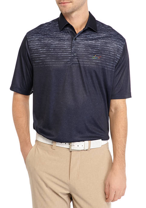 Greg Norman® Collection Mens Space Dyed Polo Shirt