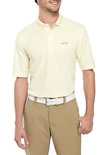 Greg Norman® Collection Short Sleeve Pro Tek Micro Polo Shirt